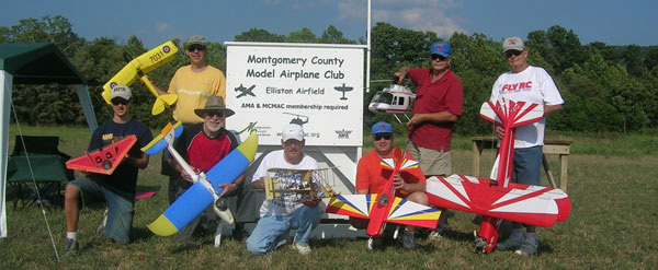 Montgomery County Model Airplane Club